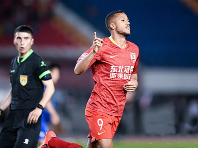 中甲联赛第九轮全进球 日夫科维奇2球阿隆28秒闪击