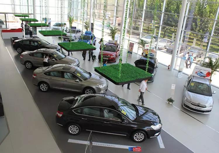 汽车行业大洗牌时代,10多个品牌经销商4月库存严重超标