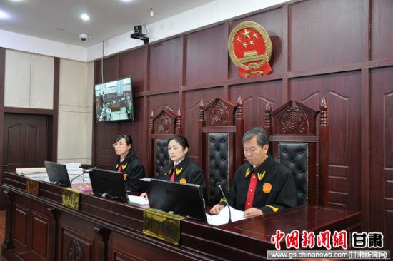 平川区法院公开直播审理2019年首例涉黑涉恶类案件