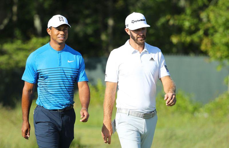 博彩公司纠结PGA锦标赛冠军归属 伍兹DJ科普卡并列第一