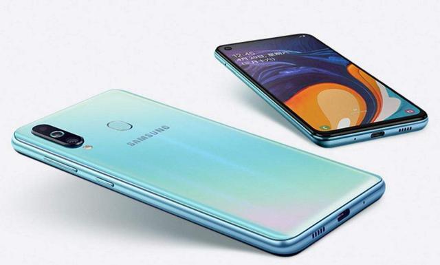 原创             三星A60手机奇高的性价比也是带来频频捷报