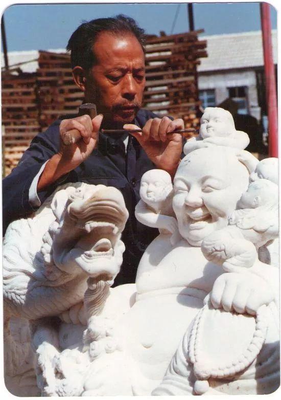 曲阳雕刻人与新中国雕刻共成长