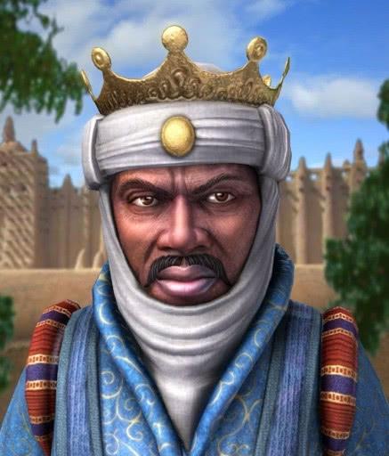 原创             史上最富有的人:他一次旅行抛洒的黄金,就搞垮了世界经济