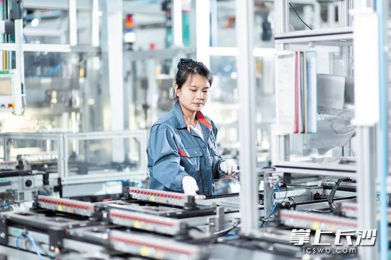 """长沙汽车产业链发展延伸""""最后一公里"""""""