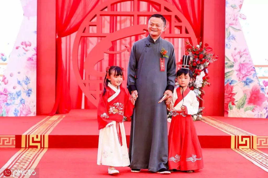 马云罕谈婚姻:结婚就是为了生孩子,孩子比房子值钱!