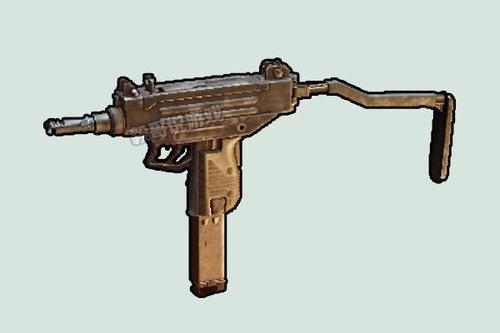 绝地求生 落地M416和UZI,老玩家都会选择UZI,这是为什么
