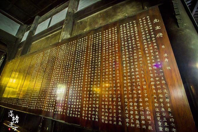 原创             成都有全国唯一君臣合祠的祠庙,现在成为了博物馆,每天游客众多