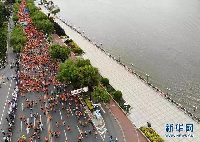 """2019""""吉林碳谷""""吉林市国际马拉松报名须知"""