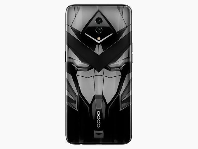 OPPO K3确认:骁龙710升降全面屏 高达联名定制版值得期待