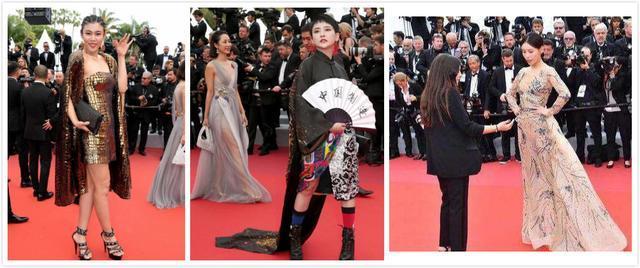 世界四大電影獎項,中國十八線女星為何最愛蹭戛納紅毯?三大原因