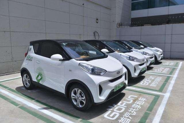六部门:共享汽车、共享单车