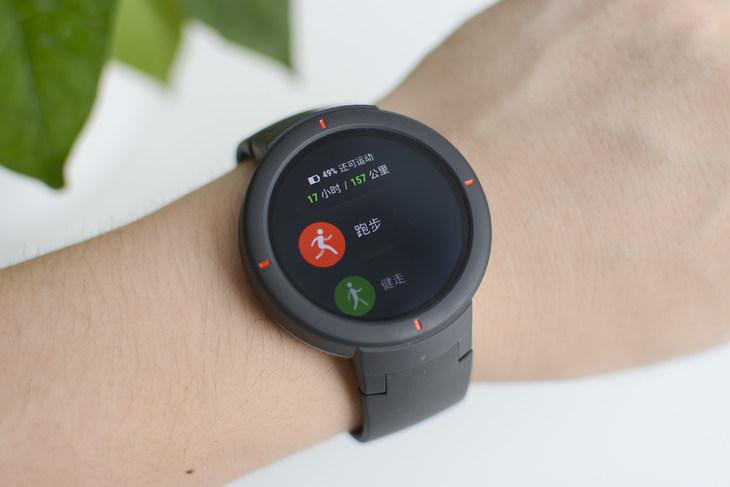 华米Amazfit智能手表评测:功能全面,可玩性高