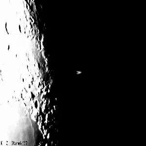 睁开全文 5月23日 月掩土星 这次月掩土星网上真人赌博的网址