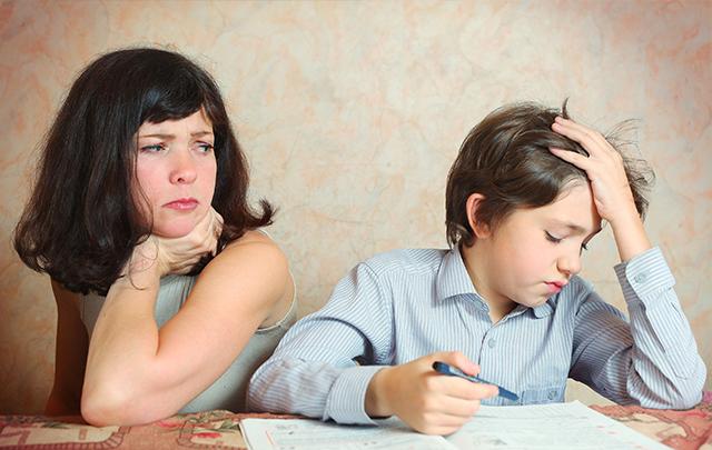 辅导作业,鸡飞狗跳!别把焦虑传给孩子