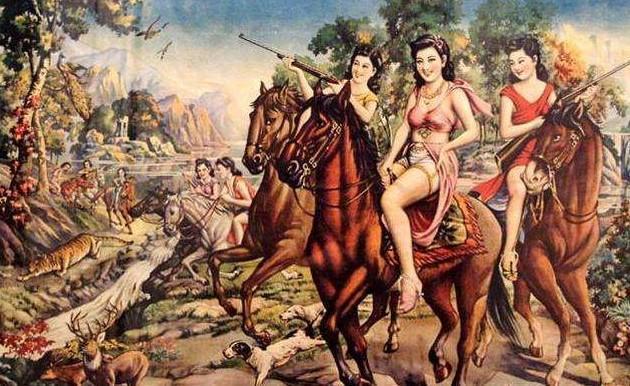 民国时期的天乳运动, 女性丰满健康的胸部才是民族解放的希望