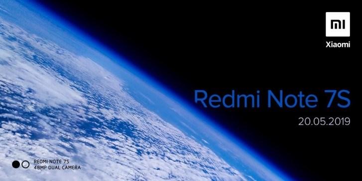 红米Redmi Note 7S将于印度发布 搭载4800万像素摄像头