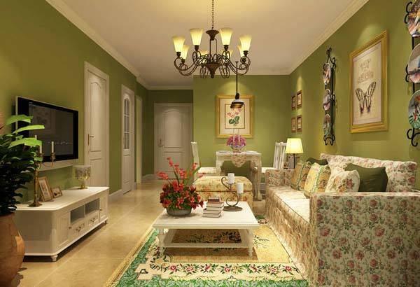 家庭人口不多,一层别墅也够用,3室1厅棋牌室,造价不到20万