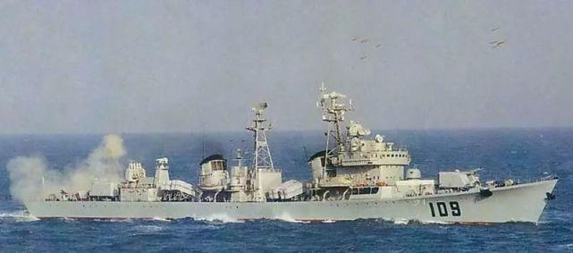 中國海軍四艘驅逐艦同時退役 服役均超過30年航跡遍布祖國萬里海疆