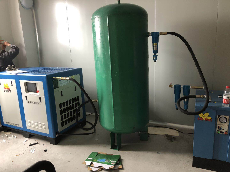 讲解空压机的附件配件最好使用原厂的原因