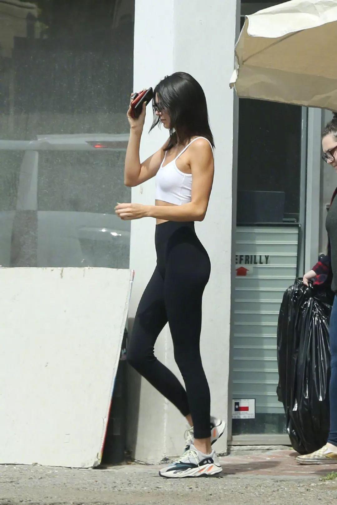 把leggings穿好看,到底有多难?