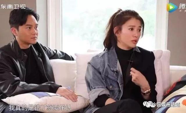 <b>袁咏仪承认当过富商的小三!洒泪摄影棚:后悔伤害张智霖</b>
