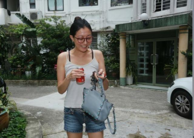 吴绮莉才46岁,都老成这样了,瘦的程度跟张曼玉可以拼一拼!