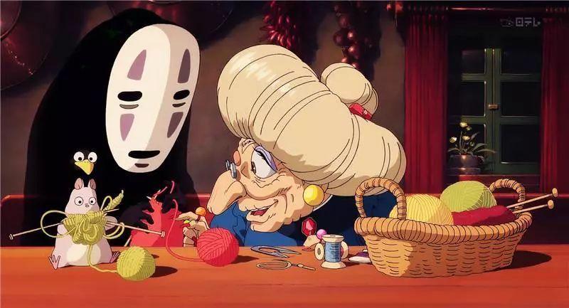 宫崎骏给所有人一个童年