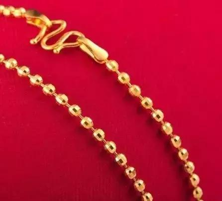 佩戴黄金首饰的六大好处——第六条很重要!