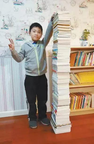 这群学生6年读书1700本!让孩子爱上阅读的7条建议一定要看!