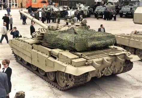 绝对认不出来的59坦克!简直和T-90没什么两样!