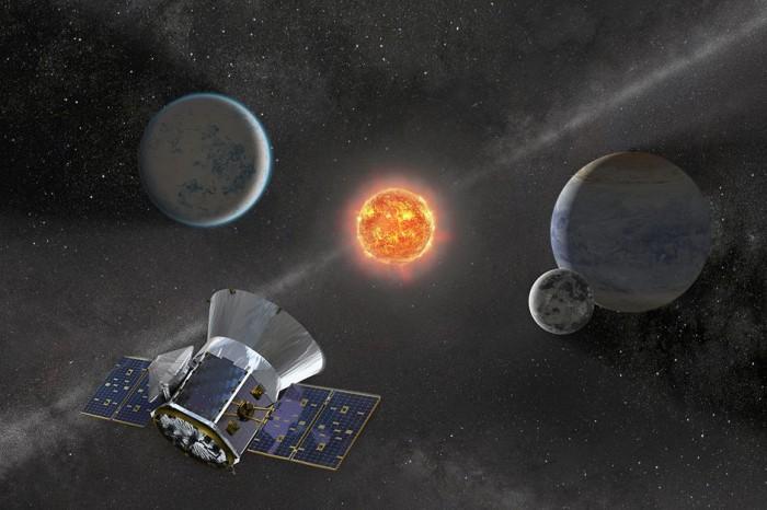 """美国宇航局发现了""""超级地球"""""""