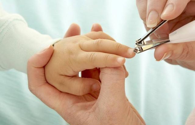 剪指甲的正确步骤