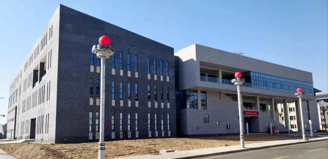 河套学院搬迁新校区