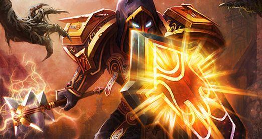 《魔兽世界》萌新防骑知识点科普