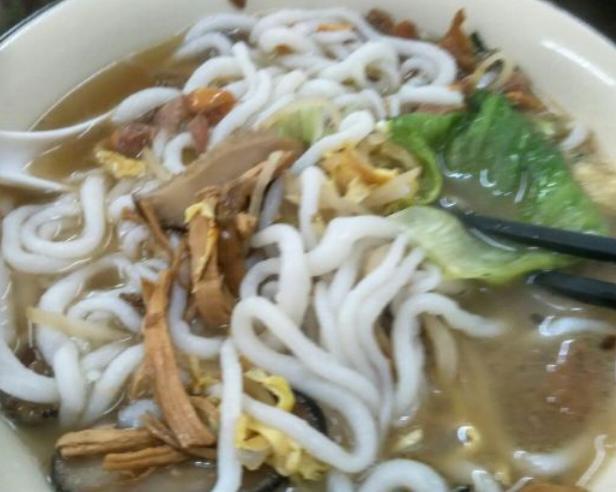 """广东高明最著名的传统美食舌尖上的高明""""濑粉""""你喜欢吗?(图3)"""
