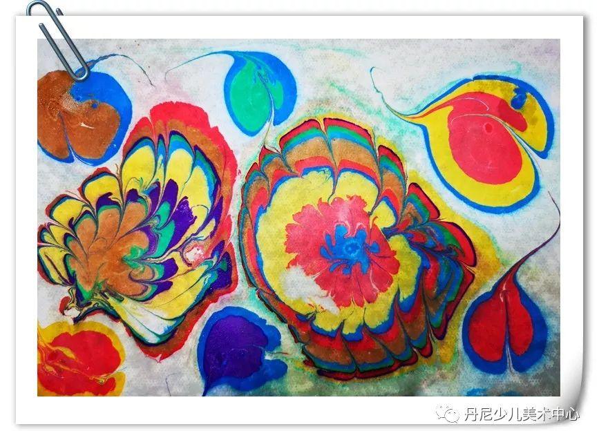 5,6,7岁小朋友们的绘画作品欣赏