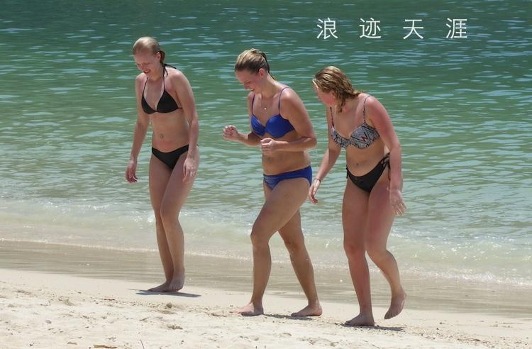 <b>玛雅沙滩关闭了,PP岛还有很多景点可以去</b>
