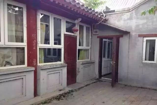 三口之家在北京租下四合院,花40万爆改,房东看后乐哭了