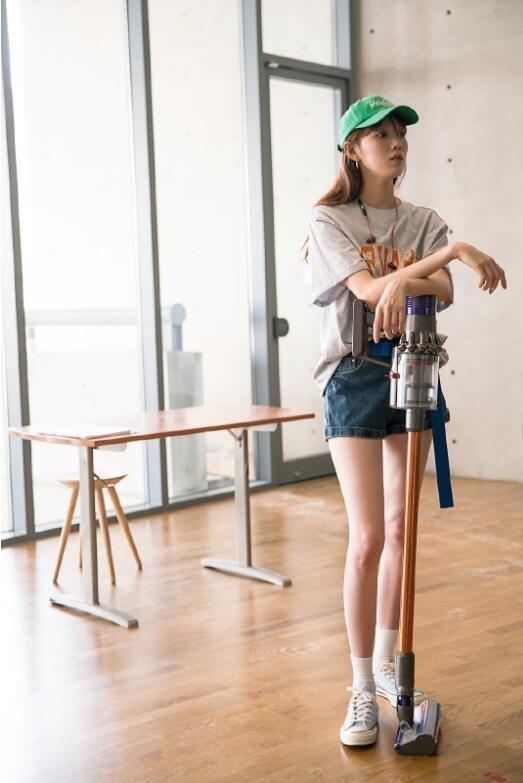 """天生自带""""美瞳"""" 凭身材上热搜坐稳腿精称号?但这长腿真的慕了_微拍 时尚头条 第11张"""