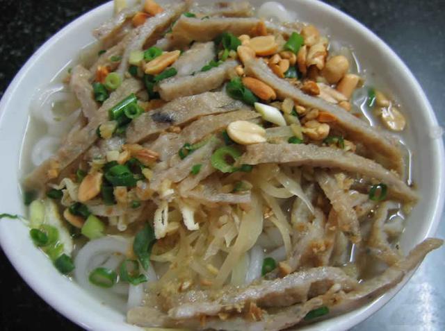 """广东高明最著名的传统美食舌尖上的高明""""濑粉""""你喜欢吗?(图1)"""