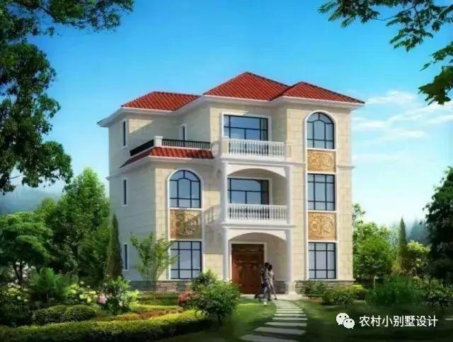 2套新农村别墅设计图纸流出,看完你还想在城市买房吗