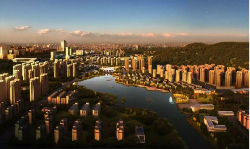 会昌城区规划图