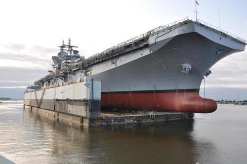 075型两栖攻击舰的诞生,代表了中国海军已经买入世界前列