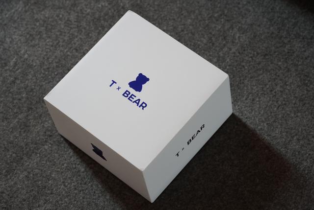三动铁 轻奢金粉小熊 浪漫礼品级耳机TFZ T× BEAR评测