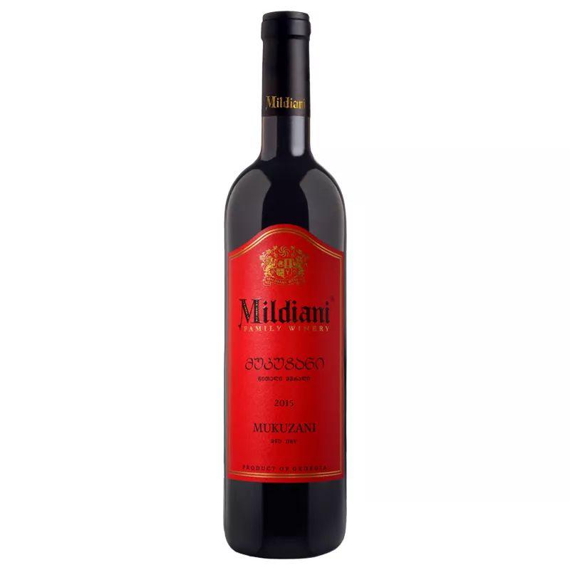 米尔迪阿尼·金兹玛拉乌里半甜红葡萄酒 750ml