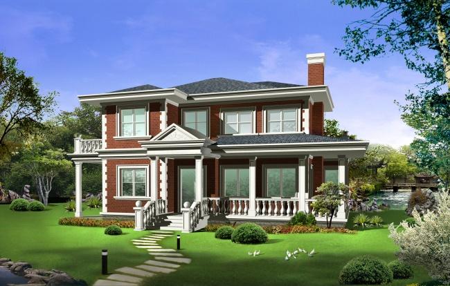 房子设计图片欣赏