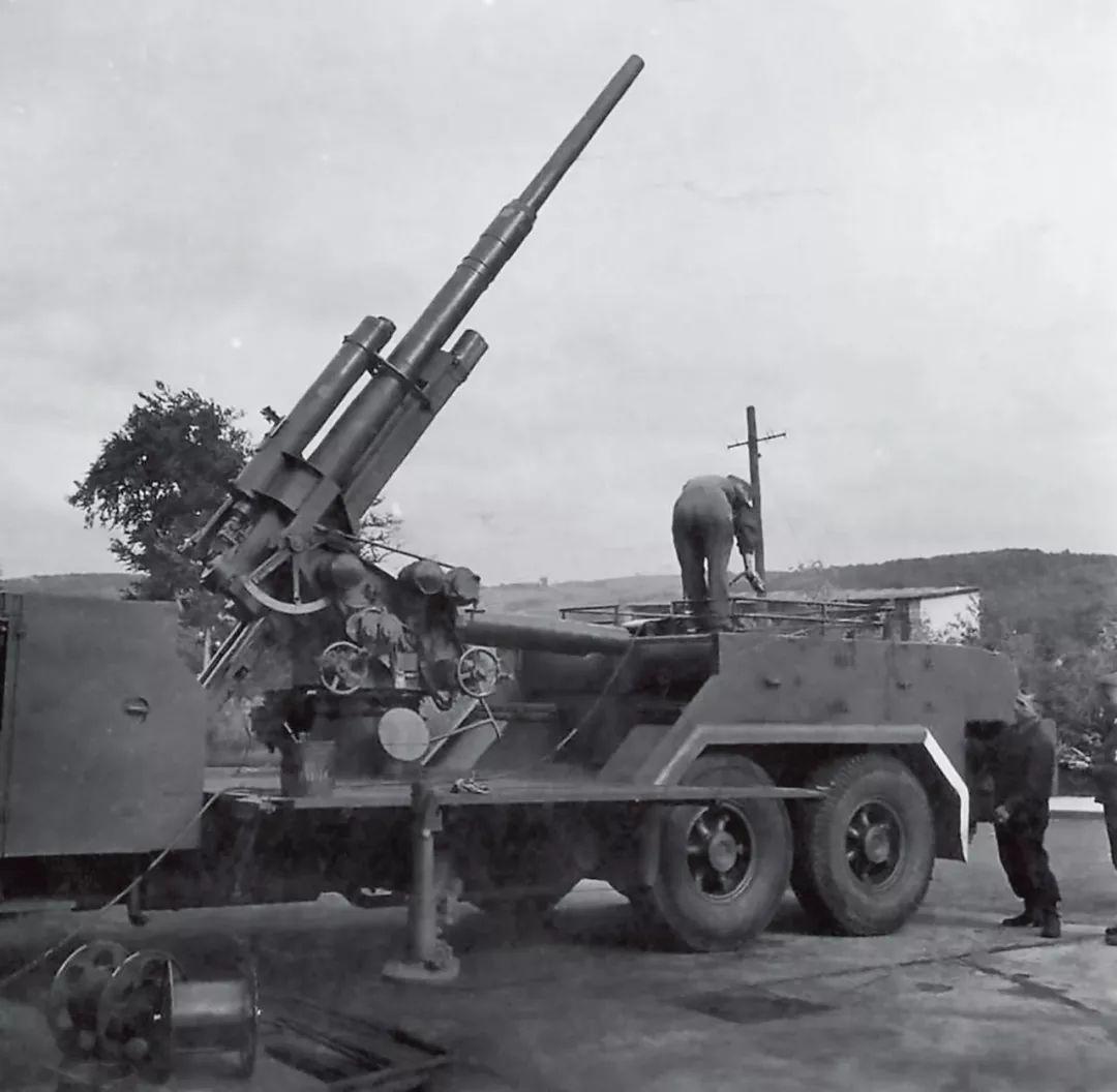 88毫米高射炮
