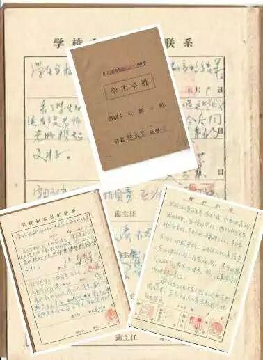 """1963年春,毛泽东主席发出了""""向雷锋同志学习""""的号召,全校师生积极图片"""