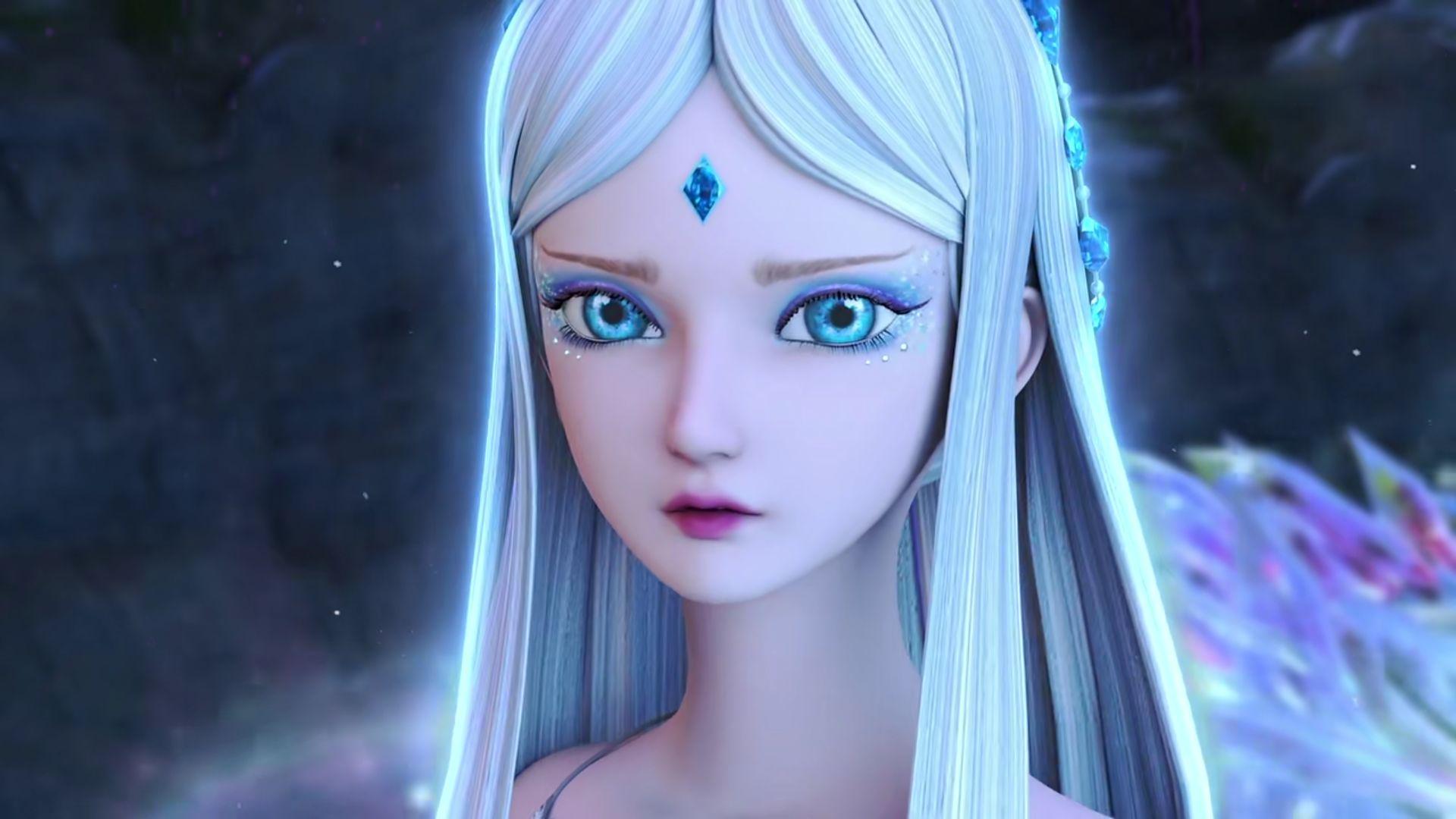叶罗丽 最有气质的三位仙子,菲灵垫底,第一位无人能及