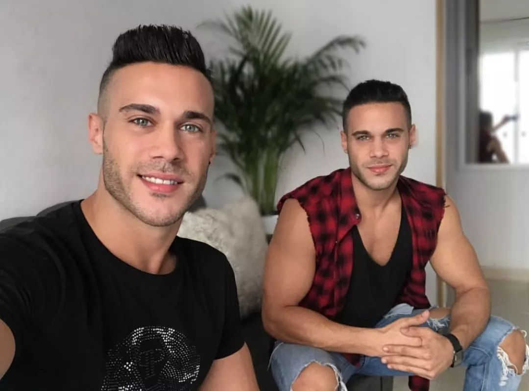 311b4fad077149ceaf60372f3e886b77 - 马德里海尔兄弟 Perez twins 最性感的双胞胎GoGoBoy